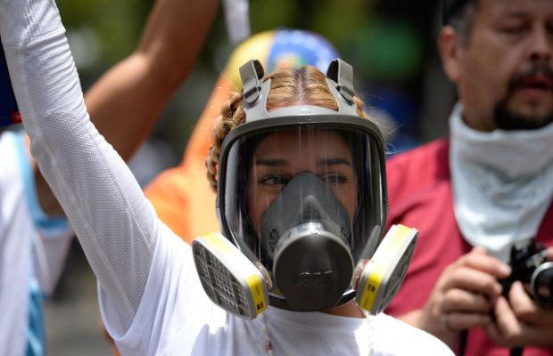 A rebelião dos ricos na Venezuela