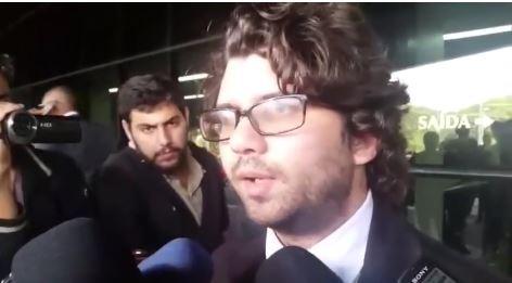 Justiça liberta agora Haasan Zarif e outros três detidos na noite desta terça (2) na Av. Paulista