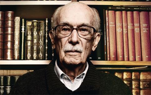 Morre Antonio Candido, um dos maiores críticos literários do Brasil