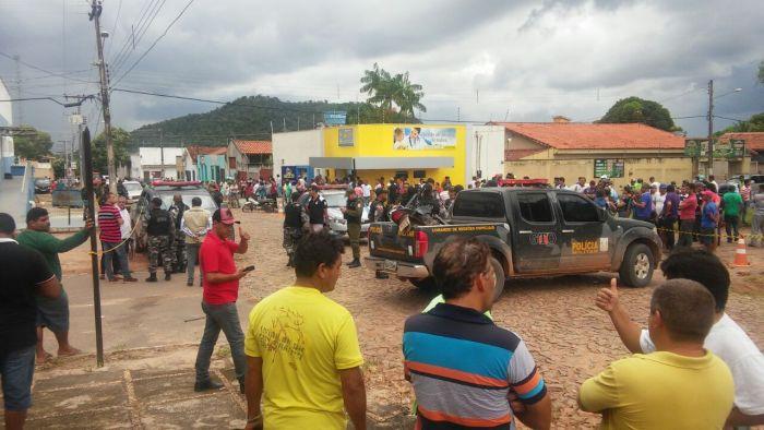 Chacina em Pau D`arcono Pará é Crime de Estado!