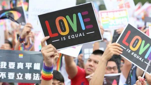 Taiwan legalizará casamento homossexual
