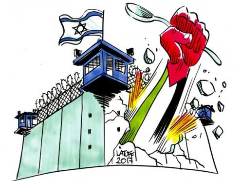Cruz Vermelha denuncia punição de Israel aos presos em greve de fome