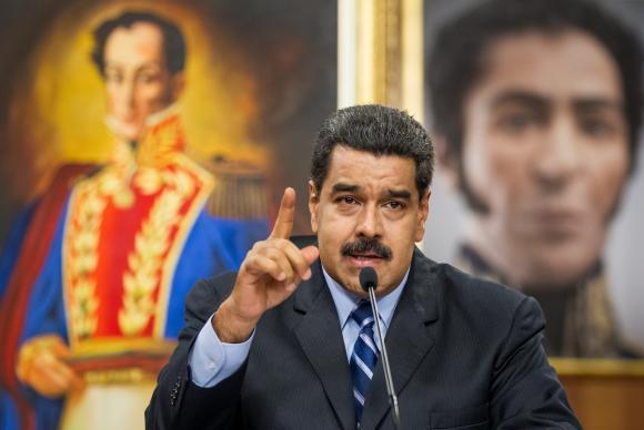 Maduro convoca uma assembleia constituinte na Venezuela