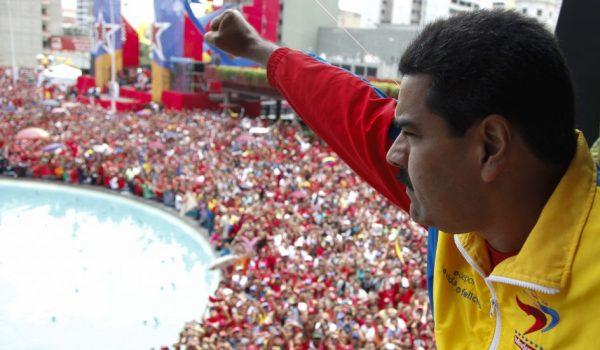A dialética da revolução na Venezuela em chamas