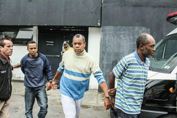 Presos políticos da greve geral são transferidos para prisão