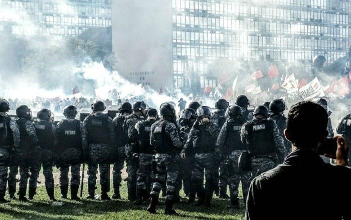 Temer é denunciado na ONU por reprimir manifestação e por chacina no Pará