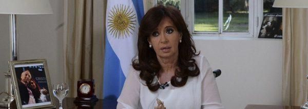 Cristina Kirchner cria aliança política para concorrer em eleição na Argentina