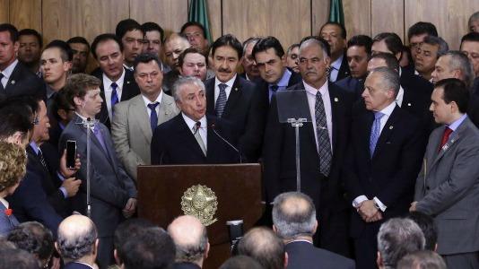 PGR deve apresentar denúncia contra Temer ainda nesta semana. Foto: Agência Brasil