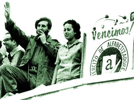 Há 56 anos, Cuba vencia o analfabetismo