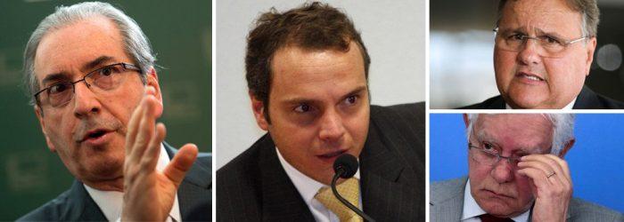 Cunha diz que delação de Funaro levará Geddel e Moreira à prisão