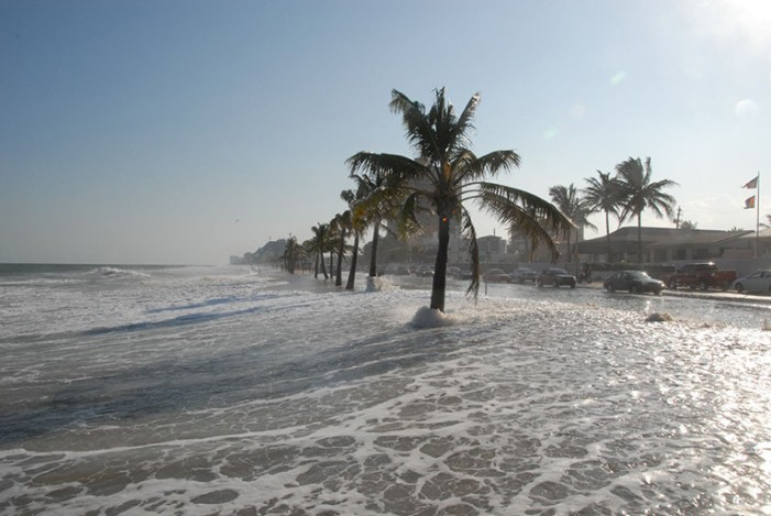 Elevação do nível dos mares aumenta casos de desastres naturais na costa brasileira