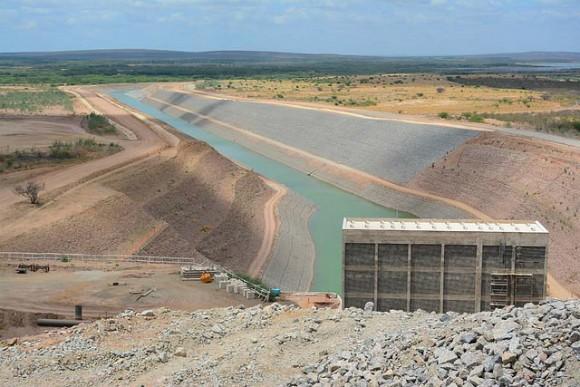 STF libera retomada de obras da transposição do São Francisco no Ceará
