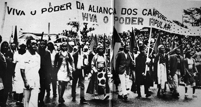 Moçambique: Estabelecer o Poder Popular para servir asmassas