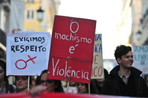 Violência machista marca o cotidiano das mulheres que vivem em Lisboa