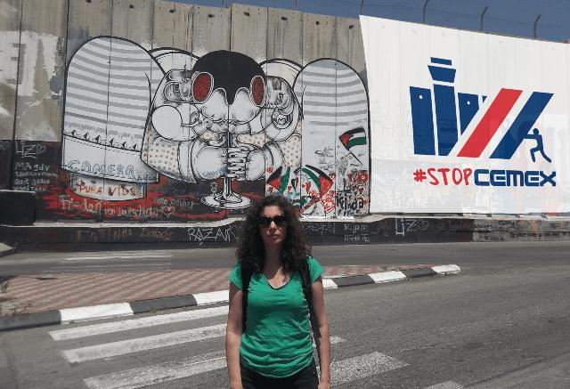 Ajude a derrubar os muros do apartheid na Palestina e no México