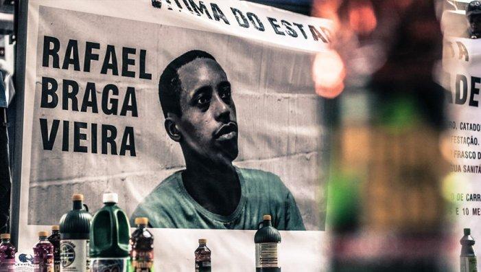 Leia a íntegra do Habeas Corpus de Rafael Braga que será julgado no TJ-RJ