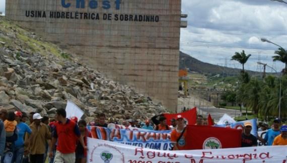 Sete motivos para lutar contra a privatização da Chesf