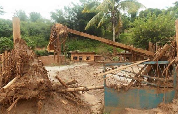 Crime da Samarco: 22 meses de impunidade do rompimento da barragem em Mariana (MG)