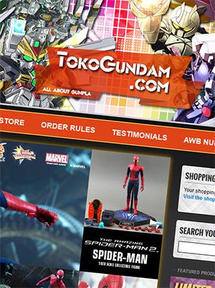 tokogundam.com - indonesian gunpla online store