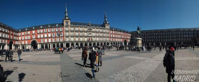 panorama plaza mayor