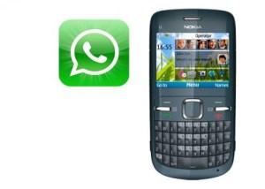 Descargar WhatsApp para Nokia c3