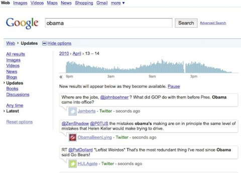 google twitter Deux nouvelles fonctionnalits Twitter chez Google