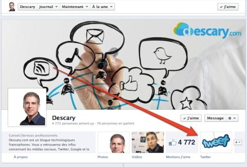 applications pages facebook Comment personnaliser les applications d'une Page Facebook