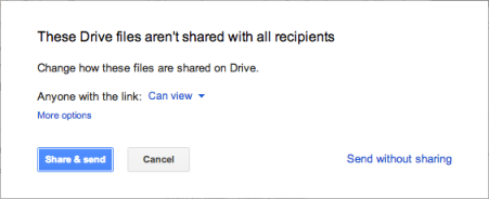 google drive gmail piece jointe Google Drive sintgre  Gmail : envoyez des pices jointes gigantesques  vos correspondants