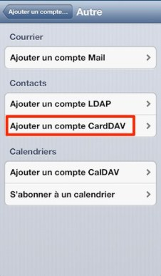 iphone synchronisation contact gmail  iPhone iPad: comment synchroniser votre compte Gmail, Agenda et Contacts