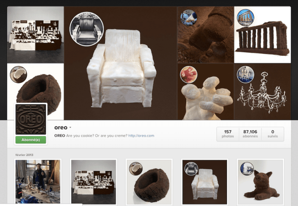 instagram oreo descary Instagram: 100 millions dutilisateurs actifs et de plus en plus utiliss par les marques