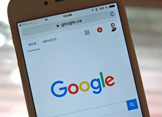 google page d'accueil mobile nouvelle version