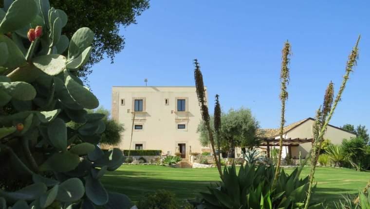 Hotel fazenda na Sicília: Relais Torre Marabino