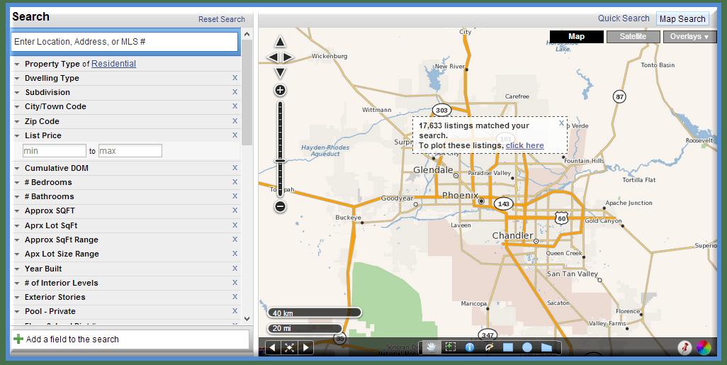 Desert Premier Realty Group - Search The Arizona MLS