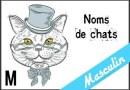 Liste des noms en M pour un chat mâle
