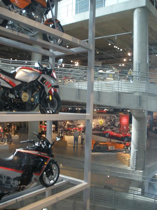 Barber Motorcycle 01 Museum