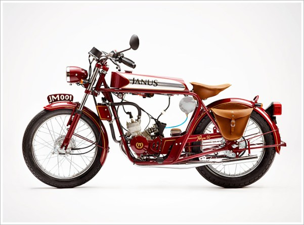 A new american classic the halcyon 50 from janus for New american classic