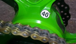 -40° Stickers 'boys like stickers' Bart Brejcha