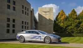 Aston Martin RapidE Concept : enfin de l'innovation ?