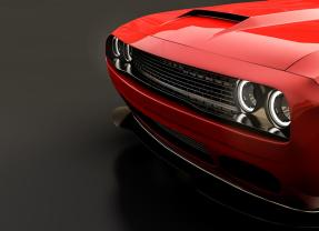 Dodge Challenger Concept par David Kipping
