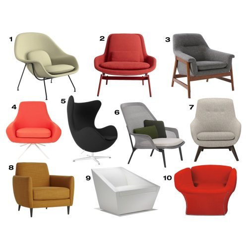 Medium Crop Of Cozy Lounge Chairs