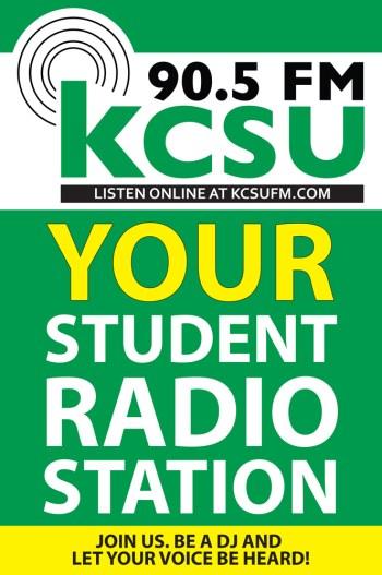 KCSU Studio Promo