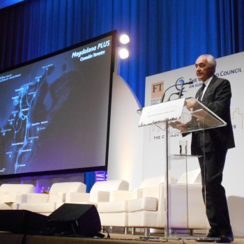 Alfonso Vegara, Founder and Honorary President of the Fundacion Metropoli in Madrid, discusses an emerging urban framework in Colombia.