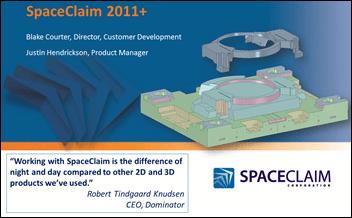 SpaceClaim Engineer 2011+ Release
