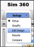 Autodesk Sim 360 Edit Design