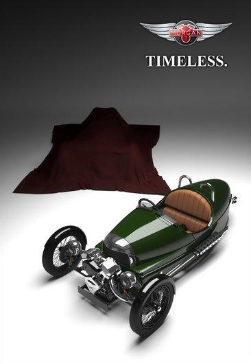 Gus Patrikas Morgan Motor Company Ad Entry