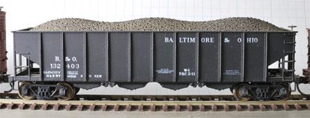 Bowser H21 coal hopper