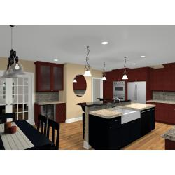 Small Crop Of Kitchen Design With Islands