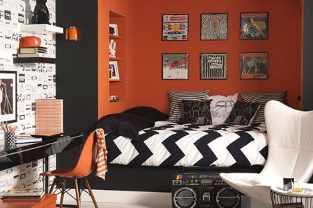 gallery for > cool bedroom for teenage boys