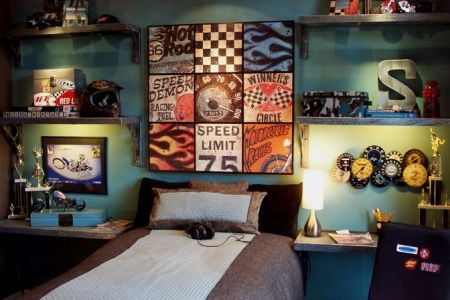 teenage boys bedroom ideas 002