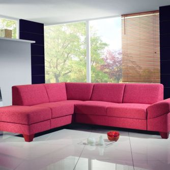 Sweet-Pink-Upholstered-Sofa-Trend-Decoration